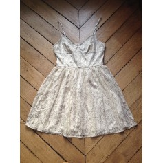 Robe bustier Pins And Needles  pas cher