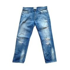 Jeans large, boyfriend Current/Elliott  pas cher