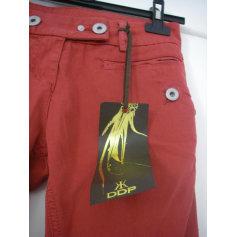 Pantalon slim, cigarette DDP  pas cher