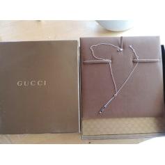 Pendentif, collier pendentif Gucci  pas cher