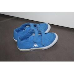 Chaussures à scratch Le Coq Sportif  pas cher