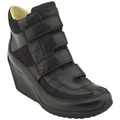 Bottines & low boots à compensés Tsubo  pas cher