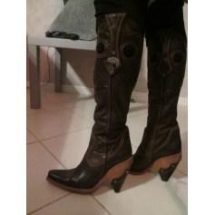 Cowboy Boots Dior