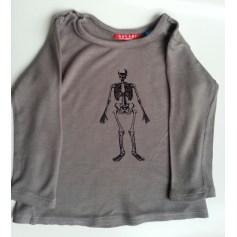 Top, tee shirt Bakker Made With Love  pas cher