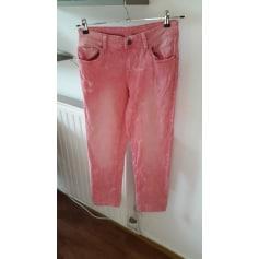 Jeans slim La Redoute  pas cher