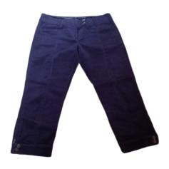 Pantalon slim, cigarette AP avant première  pas cher