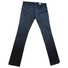 Pantalon slim, cigarette Karl Lagerfeld  pas cher