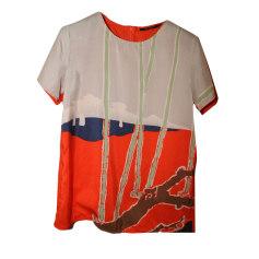 Top, tee-shirt Bruuns Bazaar  pas cher