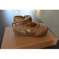 Chaussures à scratch Ikks  pas cher