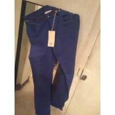 Jeans droit H&M  pas cher