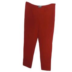 Pantalon droit Jean Paul Gaultier  pas cher