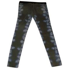 Jeans slim American Retro  pas cher