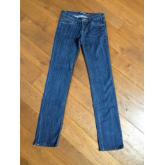 Jeans droit Sinéquanone  pas cher