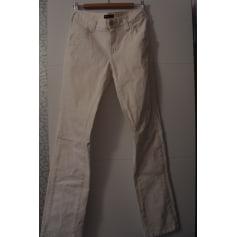 Pantalon slim, cigarette One Step  pas cher