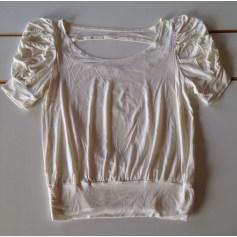 Top, tee-shirt Mademoiselle Sarong  pas cher
