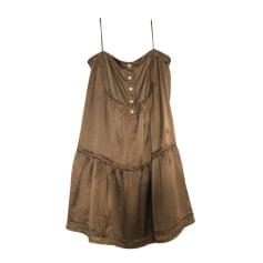 Robe courte Burberry  pas cher