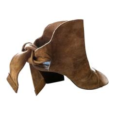 Sandales à talons Vic Matié  pas cher