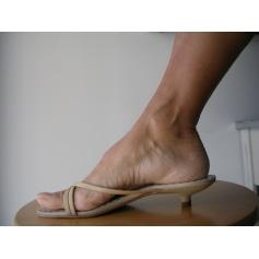 Sandales à talons Via Uno  pas cher