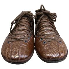Chaussures à lacets  Yves Desfarge  pas cher