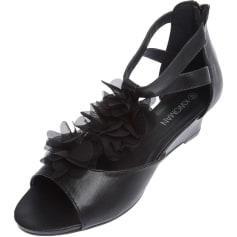 Sandales compensées Kiabi  pas cher