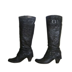 High Heel Boots Bocage