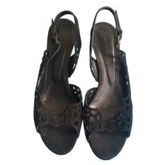 Sandales à talons Jil Sander  pas cher