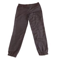Pantalon harem Emporio Armani  pas cher