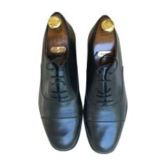Chaussures à lacets Giorgio Armani  pas cher