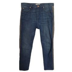 Jeans droit Isabel Marant Etoile  pas cher