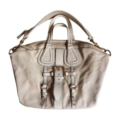 Ledertasche groß Givenchy Nightingale
