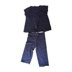 Pants Set, Outfit Lili Gaufrette