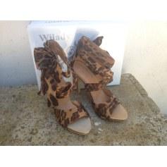 Sandales à talons Wilady  pas cher