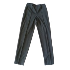 Pantalon slim, cigarette Yves Saint Laurent  pas cher