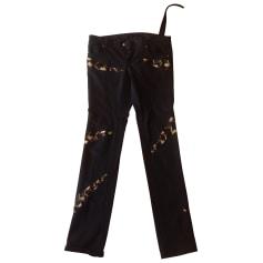 Pantalon droit John Richmond  pas cher