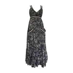 Robe longue Marc Jacobs  pas cher
