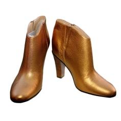 Bottines & low boots à compensés Golden Goose  pas cher
