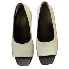 Sandales compensées Yohji Yamamoto  pas cher