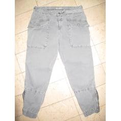 Pantalon droit Liu Jo  pas cher