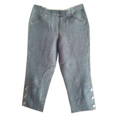Jeans évasé, boot-cut Hermès  pas cher