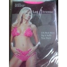 Ensemble, parure lingerie Leg Avenue  pas cher