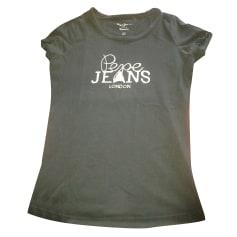 Top, tee-shirt pepe jean  pas cher