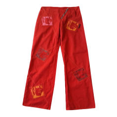 Pantalon large Pygmées  pas cher
