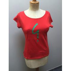 Top, tee-shirt Agnès B.  pas cher