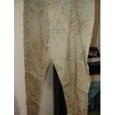 Pantalon droit Kosmika  pas cher