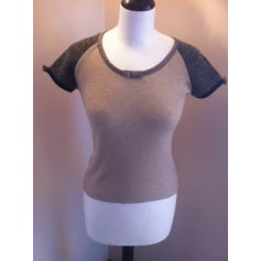 Top, tee-shirt Tricot Chic  pas cher