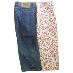 Jupe mi-longue Dolce & Gabbana  pas cher
