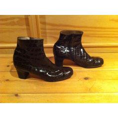 Bottines & low boots à talons Myma  pas cher