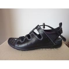 Sandales plates  Ecco  pas cher