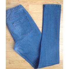 Jeans slim Pieces  pas cher