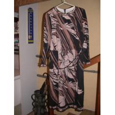 Robe mi-longue Fink Modell  pas cher